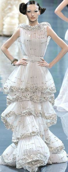 Christian Dior Haute Couture Fall 2008