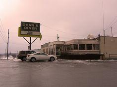 Dean's Diner - Blairsville, PA.