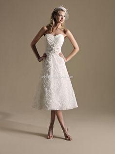 Kenneth Winston Destination Wedding Dresses - Style MA59