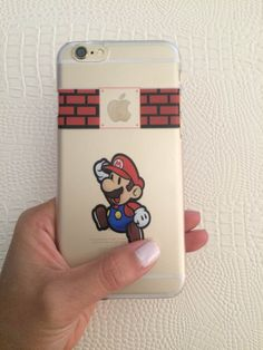 Iphone 6 Case Minions Olaf Super Mario Spongebob by EVERYDAYADDONS