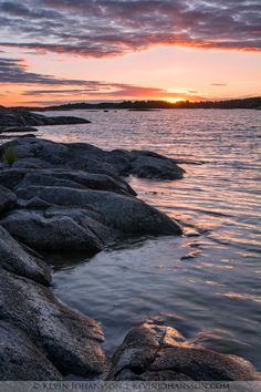 When The Sun Goes Down by Kevin Johansson on 500px