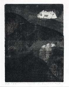 Paul Furneaux Drifting Clouds