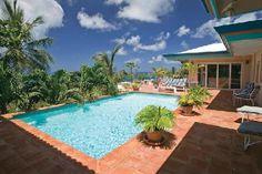 Villa des Great Chefs, Seven Hills, St. Croix, Caribbean