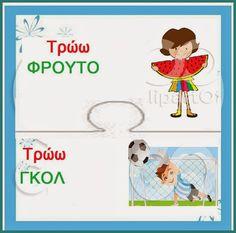 Greek Language, Vocabulary, Literacy, Alphabet, Family Guy, Education, Comics, School, Blog