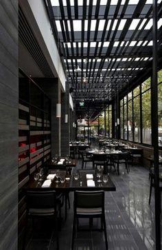 The Atlantic Restaurant / Blackmilk Interior Design