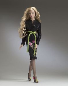 Tonner Doll Company - Broadway Lights Tyler LE 600 - 2005 Exclusive Doll