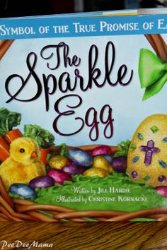 The Sparkle Egg - Review #Easter #childrensbook