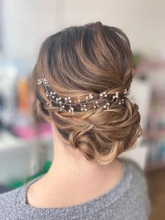 boho bridal hair   GALLERY Hair And Makeup Artist, Hair Makeup, Bride Hairstyles With Veil, Boho Bridal Hair, Special Occasion Hairstyles, Wedding Looks, Gallery, Hair Styles, Beauty