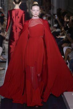 Valentino Haute Couture Fall 2012 collection.