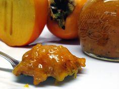marmellata # di cachi # al profumo di vaniglia