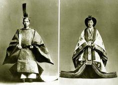 Emperor HIROHITO and Empress  昭和天皇・香淳皇后 結婚の儀