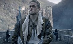 King Arthur: Legend of the Roundtable by Guy Ritchie - 2017 - Charlie Hunnan, Jude Law, Astrid Berges-Frisbey and Aidan Gillien