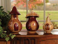 Gourd Cottages
