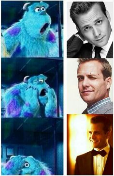 Gabriel Macht as Harvey Specter #Suits #Epic