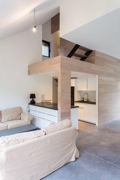 Galería de Ampliación Casa en Lustin / Puzzle's architecture - 3