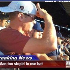 Dumb guy