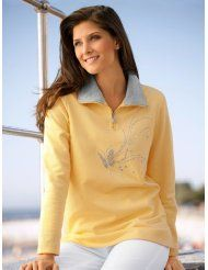 Laura Kent Sweatshirt Damen Sweatshirts, Athletic, Zip, Jackets, Fashion, Down Jackets, Moda, Athlete, La Mode