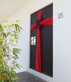 Ohoh Blog - diy and crafts: DIY Christmas door