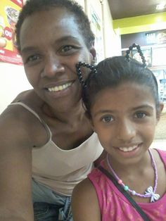 Minha amada e pimentinha sobrinha Sonia Luíza, a nossa Soninha...