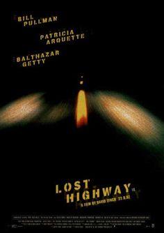 Lost Highway 11x17 Movie Poster (1997)