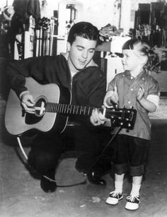 Ricky Nelson one of my favorite pictures of him