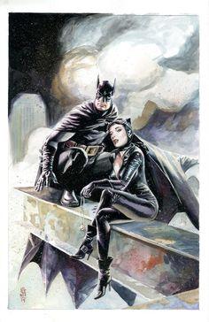 Catwoman J. Jones - Batman and Catwoman - Batgirl, Batman And Catwoman, Nightwing, Joker, Batman Love, Im Batman, Spiderman, Batman Stuff, Lego Batman