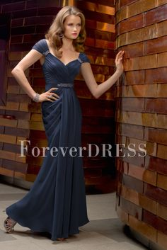 2013 Off-The-Shoulder Sexy Luxury Mother Of The Bride Dress With The High Waistline