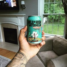 I'm a huge fan of @21stamendment's #hellorhighwatermelon! Trust me! You'll love it!  #21stamendment #beer