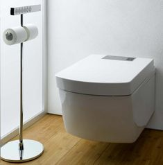 Japanese Toto toilet. MASSIVE want after experiencing them in Japan.