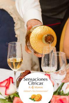 Sensaciones Cítricas a 4 Manos • Con creaciones de los Chefs Rafael Bautista de Les Moustaches + Bernhard Guth de Trío.