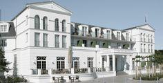#Steigenberger Strandhotel and Spa, Zingst