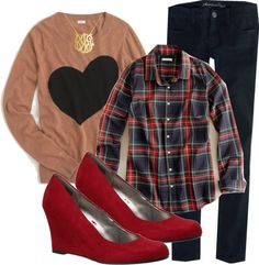 """Wearing 12/2/2012"" by my4boys ❤ liked on Polyvore"
