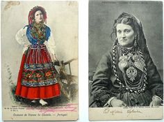 Colecção Costumes de Portugal by Mi Mitrika, via Flickr