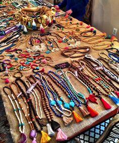 Boho trunk show! Close Close Close Close Close Close Close Close Close Close Close Close Fredin by corine Tassel Jewelry, Diy Jewelry, Beaded Jewelry, Jewelery, Jewelry Accessories, Handmade Jewelry, Jewelry Making, Tassel Necklace, Diy Schmuck