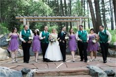 legend of zelda wedding, video game wedding, carrie swails photography, pines at genesee, denver wedding, colorado wedding, wedding party