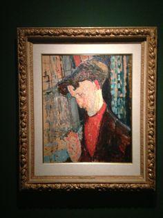 Ameden Modigliani Venice, Italy 2013