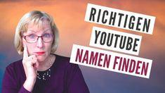 Wie findest du den richtigen Namen für deinen YouTube-Kanal? Das ist eine wichtige Frage, denn du möchtest ja auf YouTube gefunden werden und dein Kanal Name kann darüber entscheiden, ob du gefunden wirst oder nicht. Denn viele Tipps, die du auf YouTube findest, sind speziell für YouTuber gemacht.Das heißt, Leute, die mit ihrem YouTube-Kanal wachsen wollen, für die der YouTube-Kanal der wichtigste Kanal überhaupt. Aber wenn du Einzelunternehmerin bist [