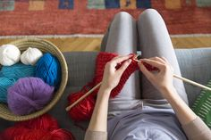 You can now watching knitting on Netflix — for twelve hours straight! Learn more about the Slow TV trend and why knitters love it.
