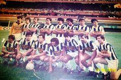 Equipo de Atlético Uruguay en el Nacional 1984