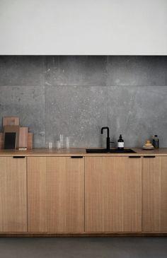 Reform kitchen in Norm Architects' Studio