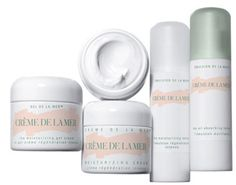 Beauty tip: Creme de la Mer is cures sunburns!