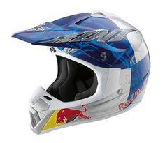 Red Bull Riding Helmet