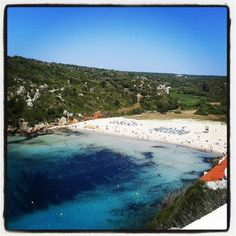 Cala 'n Porter beach, Menorca, Spain - Cannot wait to get there now!