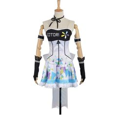 Vicwin-One Love Live Minami Kotori Dress Cosplay Costume *** To view further for this item, visit the image link.
