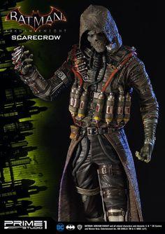 Prime 1 Studio new Batman: Arkham Knight Scarecrow statue