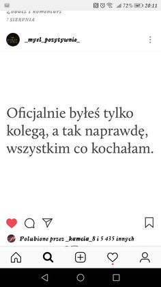 Nawet kolegą nie byłeś Some Quotes, Real Quotes, Daily Quotes, Cute I Love You, Fake Love, Happy Photos, Tumblr Quotes, Life Is Hard, Sentences