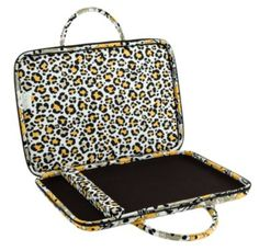 Laptop Portfolio in Go Wild | Vera Bradley