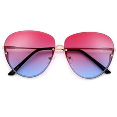 Cultivated Summer Bright Colorful Flat Top Aviator ($5) ❤ liked on Polyvore featuring accessories, eyewear, sunglasses, round cat eye sunglasses, colorful wayfarer sunglasses, aviator glasses, round cateye sunglasses and cat eye sunglasses