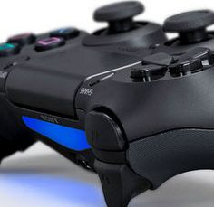 Sony Seeking Extra Life in Its Latest PlayStation 4. Here is the new PlayStation 4 controller. Sony hopes the Playstation 4 will be a savior to the game console industry.