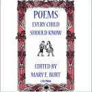 Poems Every Child Should Know - Free Audio Books from Amblingbooks